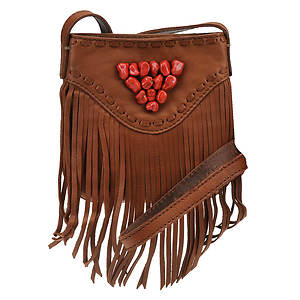 Lucky Brand Indio Fringe Crossbody Bag