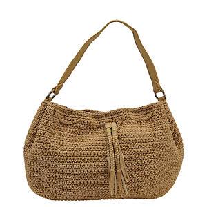 Lucky Brand Ojai Crochet Hobo Bag