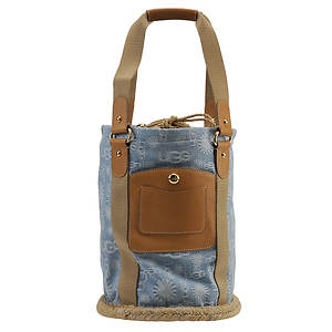 UGG® Espadrille Bucket Shoulder Bag