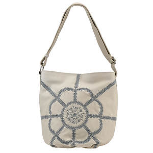 Lucky Brand Moroccan Pouf Sling Hobo