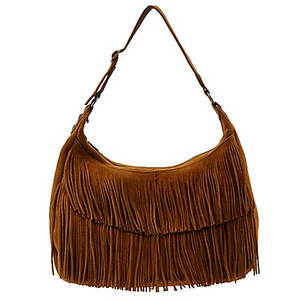 Minnetonka Hobo Fringed Bag