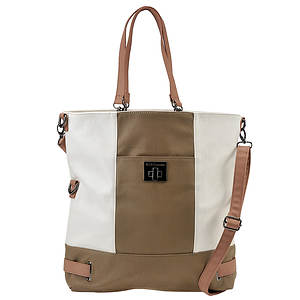 BCBGeneration Leslie Turn Lock Tote Bag