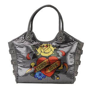 Ed Hardy Anna Tote Bag