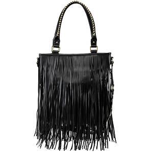 Steve Madden Women's B Fringy Tote Bag
