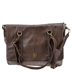Volatile Newbury Messenger Bag