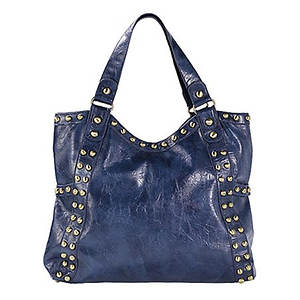Urban Expressions Studded Shoulder Bag
