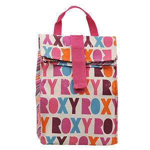 Roxy Girls' Food Fight Lunch Sack