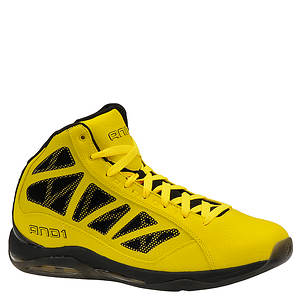 AND1 Men's Entourage Mid - 5 Elements Basketball Shoe