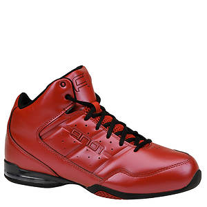 AND1 Men's Master Mid Basketball Shoe