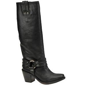 Frye Women's Carmen Harness Tall Western Boot