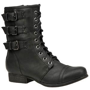 Madden Girl Women's Ginghamm Boot
