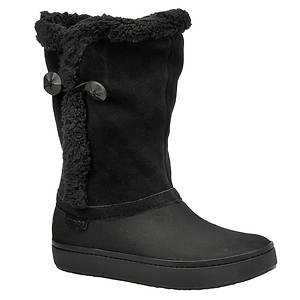 Crocs™ Women's Modessa Suede Button Boot