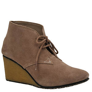 Ocean Minded Women's Ruffout Chukka Wedge Boot