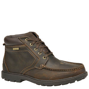 Rockport Men's Rugged Bucks Moc Toe WP Boot