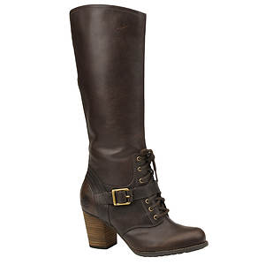 Timberland Women's Earthkeepers® Trenton Tall Side-Zip Waterproof Boot