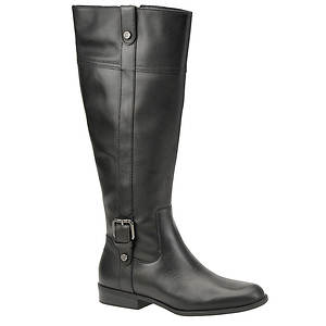 AK Anne Klein Women's Cijiw Wide Shaft Boot