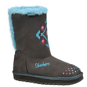 Skechers Girls' Twinkle Toes: Keepsakes - Aztec (Toddler-Youth)