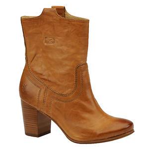Frye Women's Carson Mid Heel Short Boot