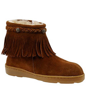 Minnetonka Women's Fringed Ankle Boot