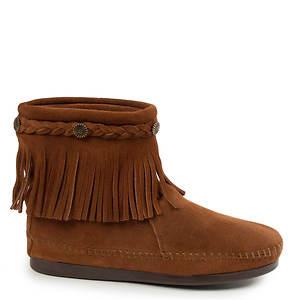 Minnetonka Women's Hi Top Back Zip Boot