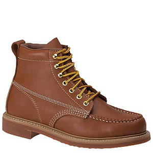 Work America Men's Full Grain 6