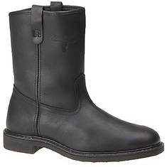 "Western Work Men's Steel Toe 9"" Wellington"