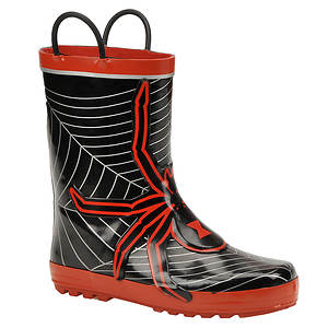 Western Chief Boys' Spider Web Rainboot (Toddler-Youth)