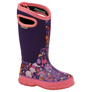 Bogs Girls' Classic Zoo (Toddler)