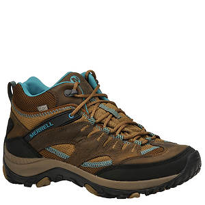 Merrell Women's Salida Mid Waterproof Boot