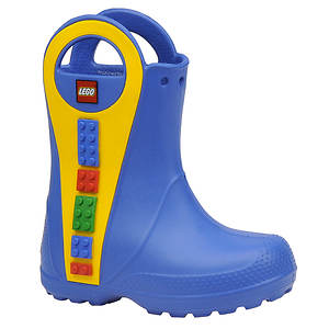 Crocs™ Boys' Handle It Rain Boot Lego (Toddler-Youth)
