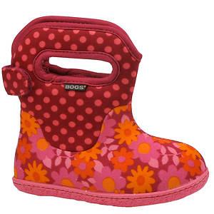 Bogs Girls' Baby Bogs Classic Daisy Dot (Infant-Toddler)