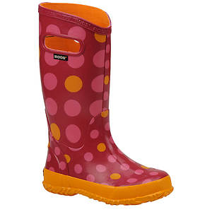 Bogs Girls' Classic Dots Rainboot (Toddler-Youth)