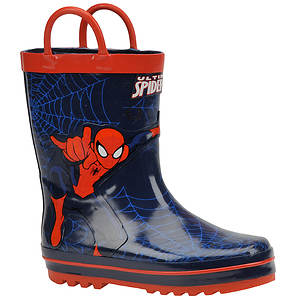 Marvel Boys' Spiderman Rain Boot (Toddler)