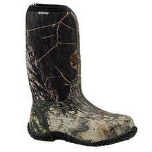 Bogs Boys' Classic High Mossy Oak (Toddler-Youth)