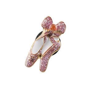 Jibbitz™ Sparkle Ballet Slippers
