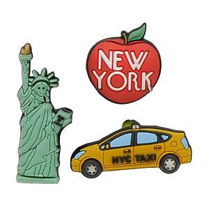 Jibbitz™ New York 3-Pack