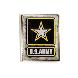 Jibbitz™ Army Patch