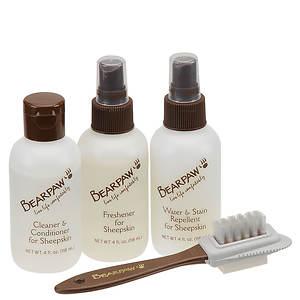 Bearpaw Sheepskin Care Kit