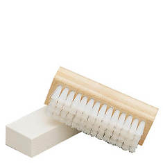 "Woodlore 3"" Suede Bar And 3"" Brush"