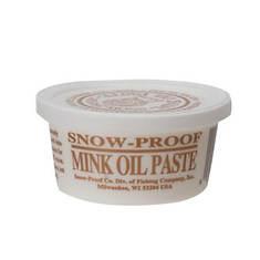 Snow-Proof Mink Oil Paste
