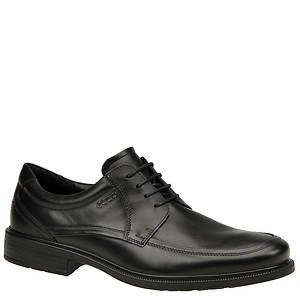 Ecco Men's Dublin Apron Toe Tie Oxford