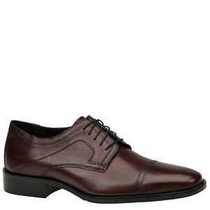 Johnston & Murphy Men's Larsey Cap Toe Oxford
