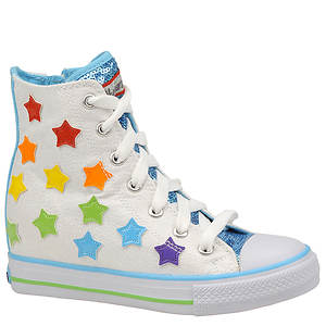 Skechers Girls' Hydee Hytop: Gimme - Starry Skies (Toddler-Youth)
