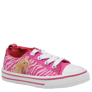 Mattel Girls' Barbie Canvas Sneaker (Toddler)