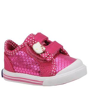 Keds Girls' Hello Kitty Mimmy HL Crib (Infant)