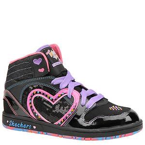 Skechers Girls' Twinkle Toes: Sugarcanes - Heart N Soul (Toddler-Youth)