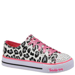 Skechers Girls' Twinkle Toes: Shuffles - Wild Onez (Toddler-Youth)