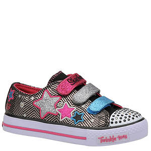 Skechers Girls' Twinkle Toes Triple Up (Infant-Toddler)