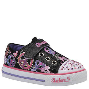 Skechers Girls' Twinkle Toes: S Lights - Jazzy Girl (Infant-Toddler)
