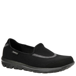 Skechers Performance Women's Go Walk Canvas Slip-On